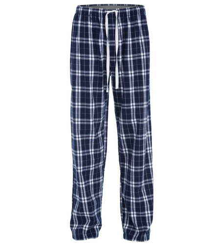 SSS - SwimOutlet Unisex Flannel Plaid Pant