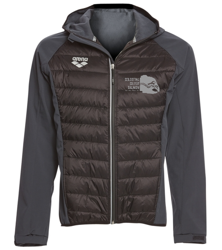 SSS - Arena Unisex Team Line Quilted Soft Shell Jacket