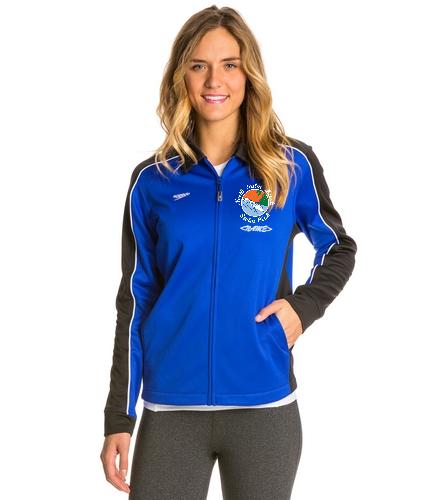 North Palm Beach Swim Club - Speedo Streamline Female Warm Up Jacket