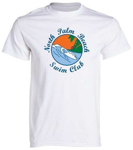 North Palm Beach - SwimOutlet Cotton Unisex Short Sleeve T-Shirt
