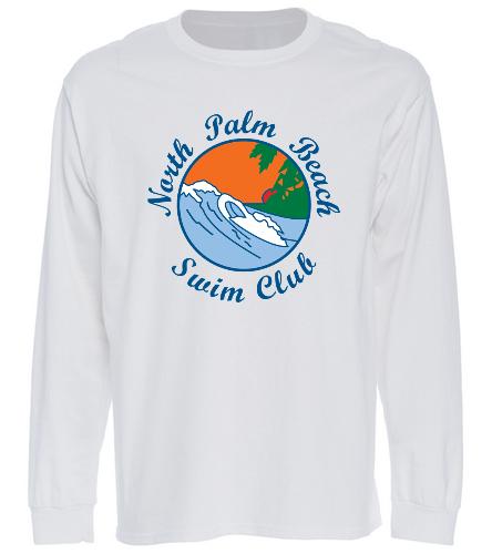 North Palm Beach - SwimOutlet Cotton Unisex Long Sleeve T-Shirt