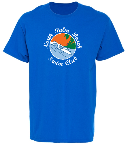 NPB Swim - SwimOutlet Unisex Cotton T-Shirt - Brights