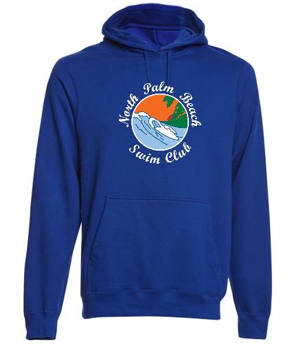 NPB Swim - SwimOutlet Adult Fan Favorite Fleece Pullover Hooded Sweatshirt