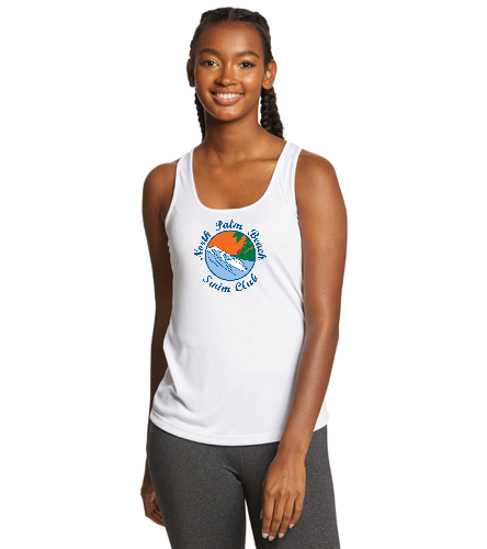 NPB Swim - SwimOutlet Ladies PosiCharge® Competitor™ Racerback Tank