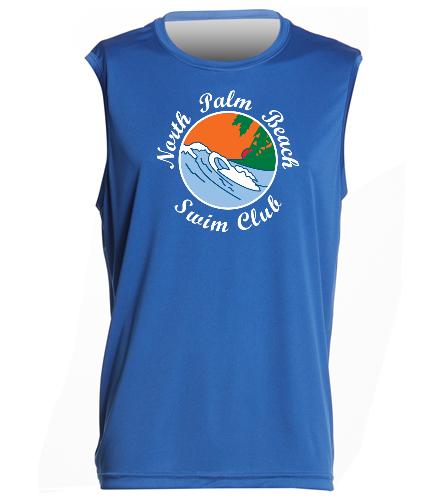 NPB Swim - SwimOutlet Men's Sleeveless PosiCharge® Competitor™ Tank