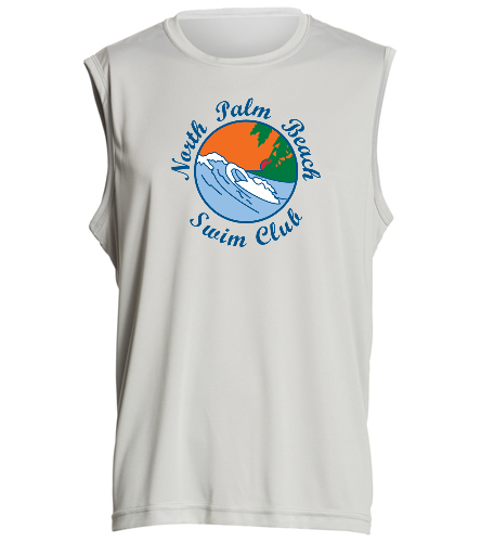 North Palm Beach - SwimOutlet Men's Sleeveless PosiCharge® Competitor™ Tank