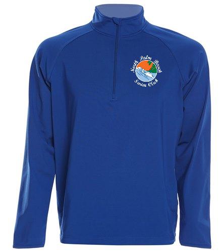 NPB Swim - SwimOutlet Sport-Tek®Sport-Wick® Stretch 1/2-Zip Pullover
