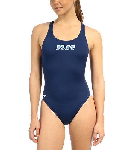 Speedo Solid Endurance Super Proback One Piece Swimsuit Adult Swimsuit Swimsuit - Speedo Women's Solid Endurance+ Super Proback One Piece Swimsuit