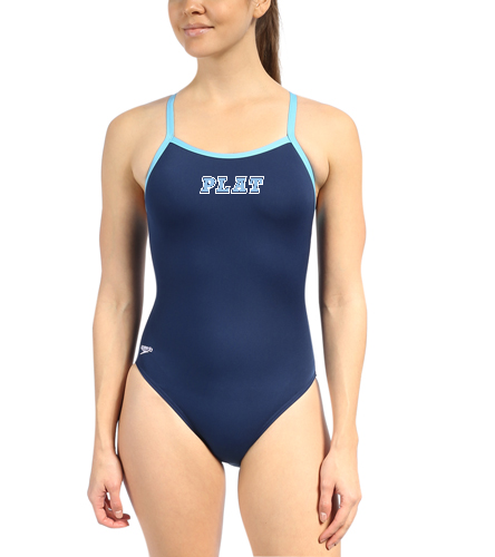Speedo Solid Endurance + Flyback Training Swimsuit - Speedo Solid Endurance + Flyback Training One Piece Swimsuit