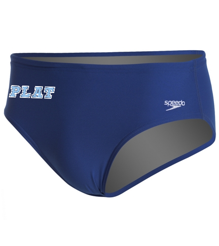 PLAT Speedo Solid Endurance + Brief  - Speedo Solid Endurance Brief Swimsuit