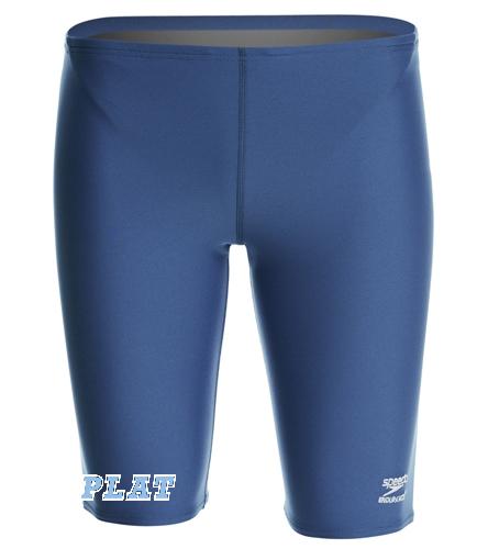 Speedo Male Solid Endurance+ Jammer  - Speedo Men's Solid Endurance+ Jammer Swimsuit