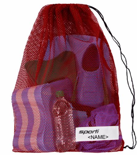 Personalized - Sporti Mesh Bag
