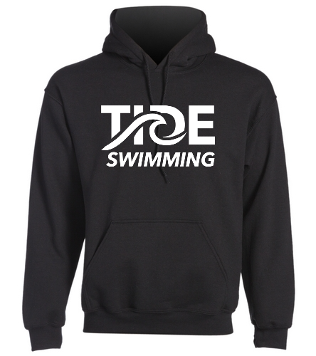 TIDE Adult Sweatshirt - SwimOutlet Heavy Blend Unisex Adult Hooded Sweatshirt