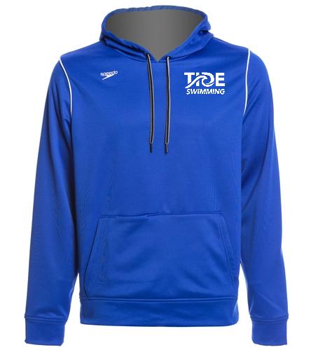TIDE Royal Hoodie - Speedo Unisex Pull Over Hoodie Sweatshirt