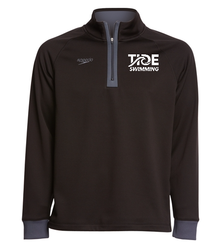 TIDE 3/4 Zip - Speedo Unisex 3/4 Zip Sweatshirt