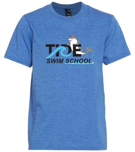Tide Swim School Youth Tee - SwimOutlet Youth Unisex T-Shirt