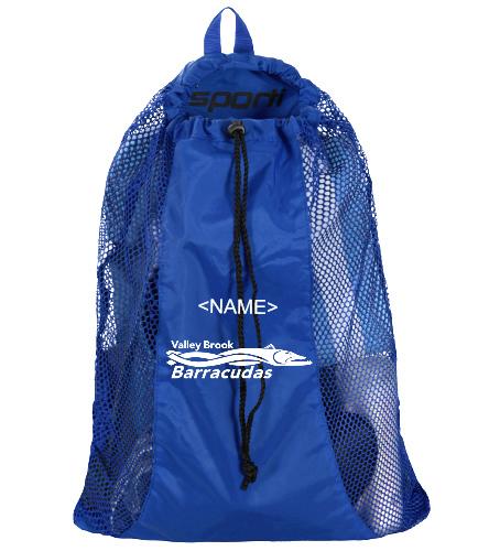 Barracuda Gear Bag - Sporti Premium Mesh Backpack