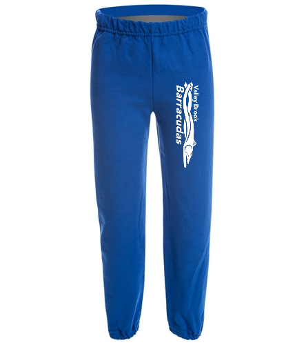 Youth Barracuda Sweats - SwimOutlet Heavy Blend Youth Sweatpant