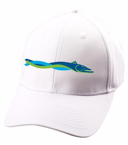 Barracuda Hat - SwimOutlet Unisex Performance Twill Cap