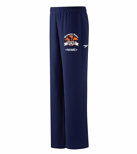 WWc Womens Warm Up Pant - Speedo Women's Boom Force Warm Up Pant