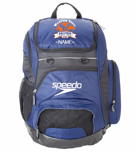 WWC Backpack - Speedo Large 35L Teamster Backpack