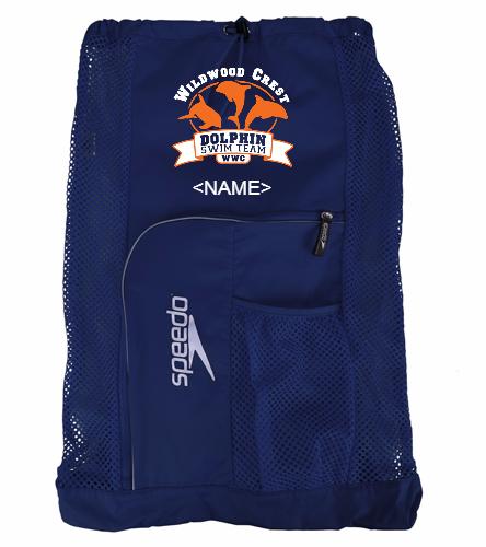 WWC Mesh Bag - Speedo Deluxe Ventilator Mesh Bag