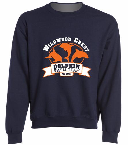 WWC Adult Sweatshirt Crew - Heavy Blend Adult Crewneck Sweatshirt