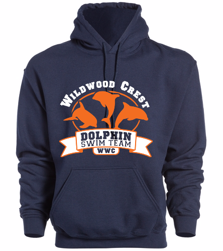 WWC Adult Hooded Sweatshirt -  Heavy Blend Adult Hooded Sweatshirt