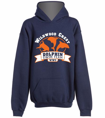 WWC Youth Hooded Sweatshirt -  Heavy Blend Youth Hooded Sweatshirt
