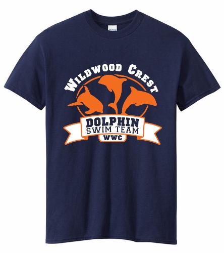 WWC Adult Tshirt - Heavy Cotton Adult T-Shirt