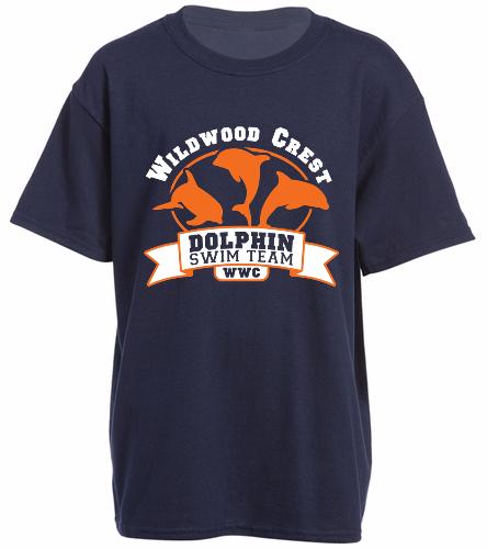 WWC Youth Tshirt - Heavy Cotton Youth T-Shirt