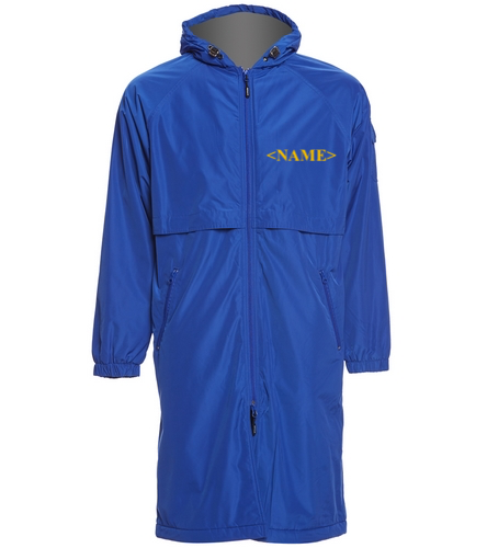 Parka New - Sporti Comfort Fleece-Lined Swim Parka