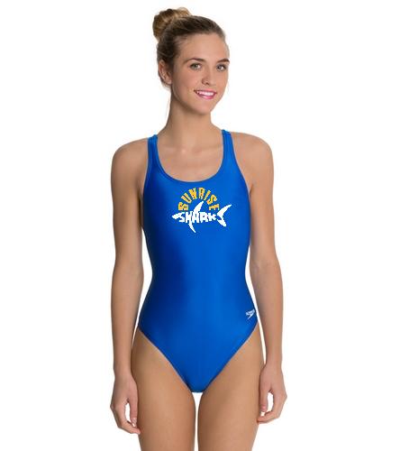 Women's Wide Strap - Speedo Women's Learn To Swim Pro LT Superpro One Piece Swimsuit