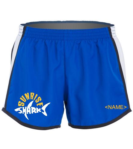 pulse shorts2 - SwimOutlet Custom Unisex Team Pulse Short