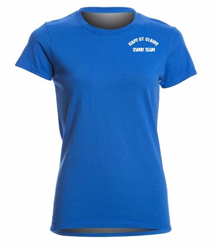 Cape Royal -  Heavy Cotton Missy Fit T-Shirt