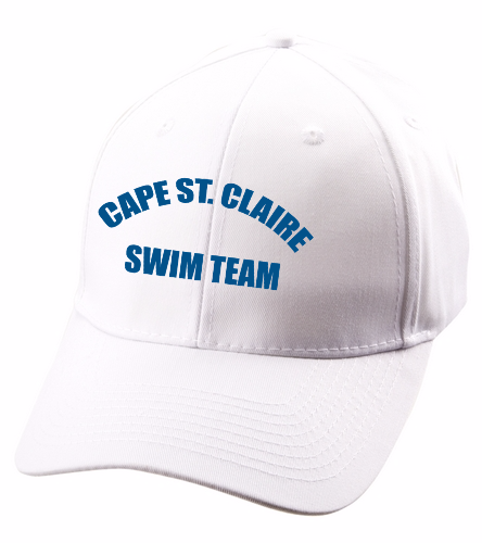 Cape White - Unisex Performance Twill Cap