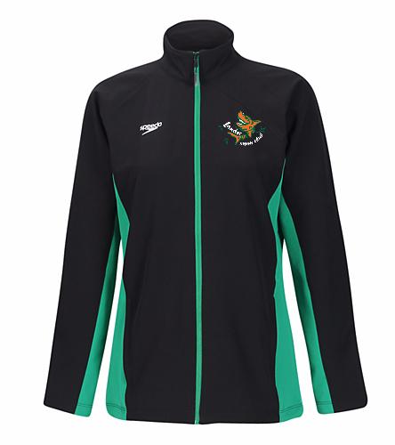 LSC Speedo Womens Warm Up tri color - Speedo Women's Boom Force Warm Up Jacket