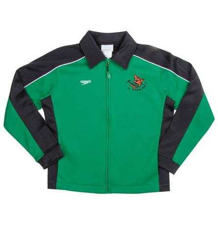 LSC Youth Warm Up Streamline - Speedo Streamline Youth Warm Up Jacket