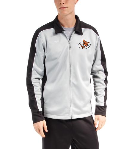 LSC Warm Up - Speedo Streamline Male Warm Up Jacket