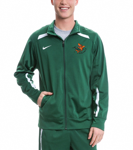 LSC Men's Nike Warm Up Jacket - Nike Swim Men's Overtime Warm-Up Jacket