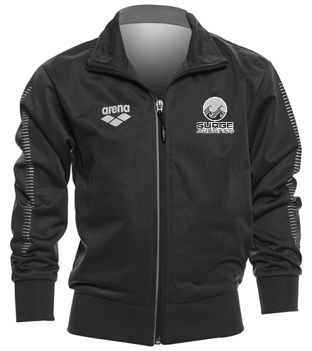 Surge Jacket - Arena Youth Team Line Knitted Poly Jacket
