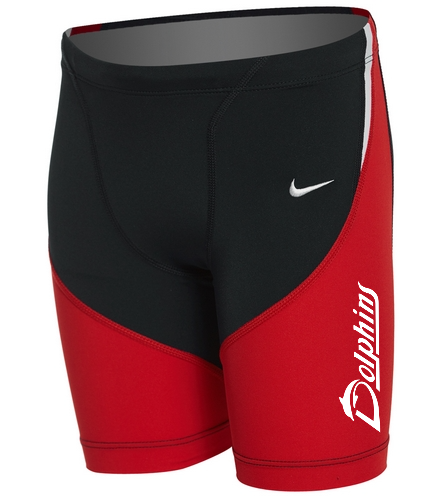 PAC Dolphins - Nike Boy's Color Surge Jammer Swimsuit
