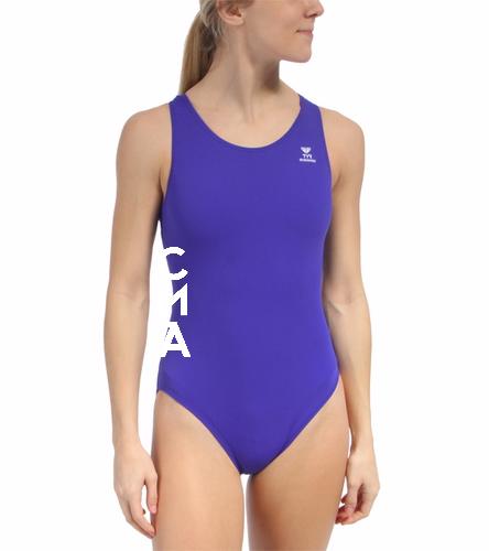 CMA - TYR Durafast Solid Maxfit One Piece Swimsuit