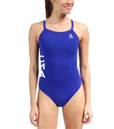 CMA - TYR Durafast Solid Diamondfit One Piece Swimsuit