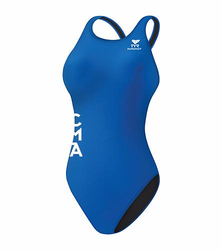 CMA - TYR Durafast Elite Solid Maxfit One Piece Swimsuit