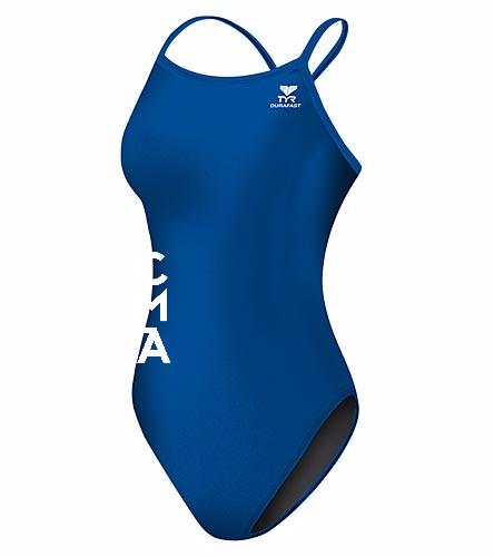 CMA - TYR Durafast Elite Solid Diamondfit One Piece Swimsuit