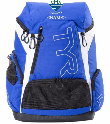 CMA Team Backpack - TYR Alliance 45L Backpack