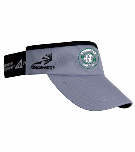 HSC Grey Visor - Headsweats SuperVisor