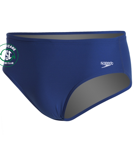 HSC Speedo Brief - Speedo Solid Endurance + Brief Swimsuit