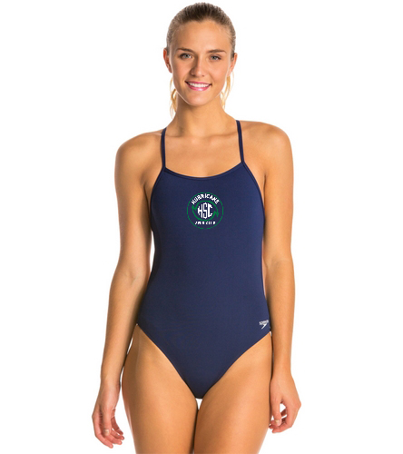 HSC Speedo The One  - Speedo The One Solid One Piece Swimsuit
